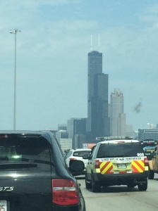 Sears Tower, or, if you're being correct, Willis Tower